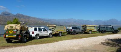 Bushwakka 4x4 Trailers & Caravans