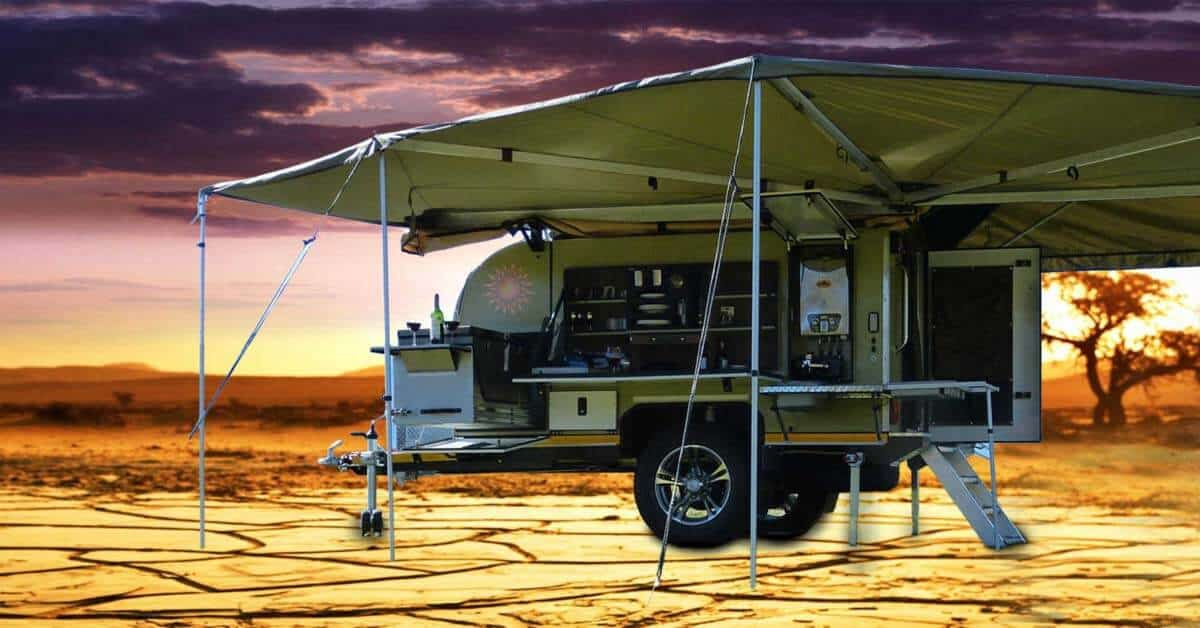 Bushwakk 4x4 Off Road Trailers Amp Caravans Start Your