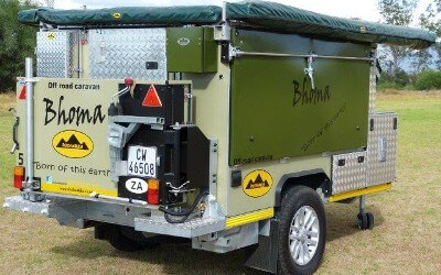 4x4 Off-Road Trailers & Caravans Bhoma Trailer