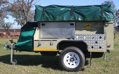 4x4 Off-Road Trailers & Caravans Safari Weekender Trailer