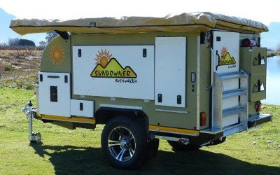 4x4 Off-Road Trailers & Caravans Sundowner Trailer
