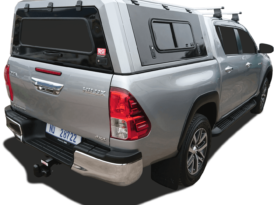 RSI SMARTCANOPY - Toyota Hilux Double Cab Grey