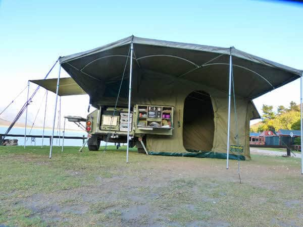 Safari Weekender 4×4 Off-Road Trailer Image 001