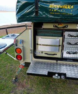 Safari Weekender 4×4 Off-Road Trailer Image 013