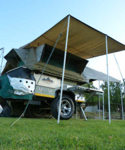 Safari Weekender 4×4 Off-Road Trailer Image 022