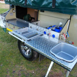 Safari Weekender 4×4 Off-Road Trailer Image 012