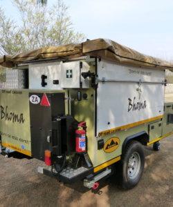 Bhoma 4x4 Off-Road Caravan Gallery Image 02