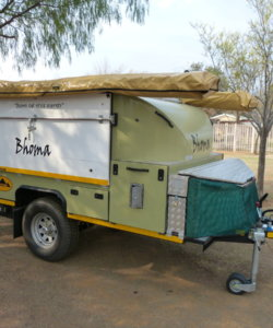 Bhoma 4x4 Off-Road Caravan Gallery Image 03