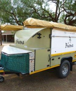 Bhoma 4x4 Off-Road Caravan Gallery Image 04