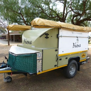 Bhoma 4x4 Off-Road Caravan Gallery Image 04