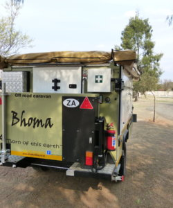 Bhoma 4x4 Off-Road Caravan Gallery Image 05