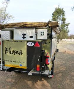 Bhoma 4x4 Off-Road Caravan Gallery Image 05