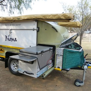 Bhoma 4x4 Off-Road Caravan Gallery Image 08