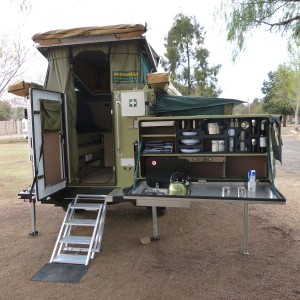 Bhoma 4x4 Off-Road Caravan Gallery Image 11