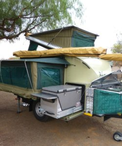 Bhoma 4x4 Off-Road Caravan Gallery Image 12