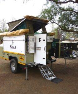 Bhoma 4x4 Off-Road Caravan Gallery Image 13