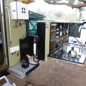 Bhoma 4x4 Off-Road Caravan Gallery Image 14