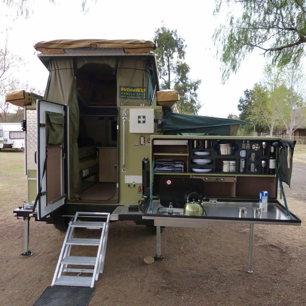 Bhoma 4x4 Off-Road Caravan Image 1