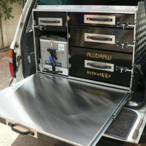 Bushwakka Combo Drawer Systems Gallery Image 4