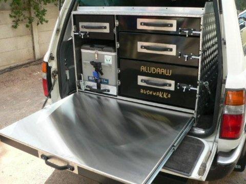Bushwakka Combo Drawer Systems Gallery Image 4