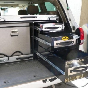 Bushwakka Combo Drawer Systems Gallery Image 12