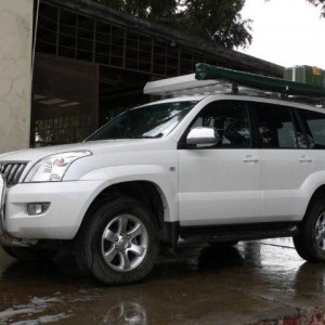Bushwakka Roof Rack Awnings Gallery Image 2