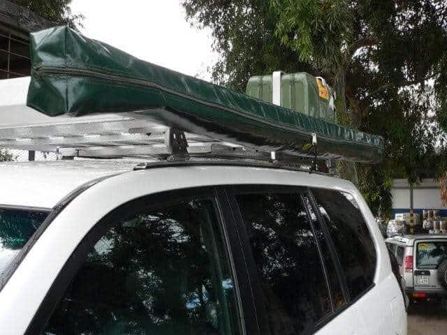 Bushwakka Roof Rack Awnings