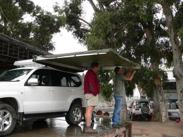 Bushwakka Roof Rack Awnings Gallery Image 4