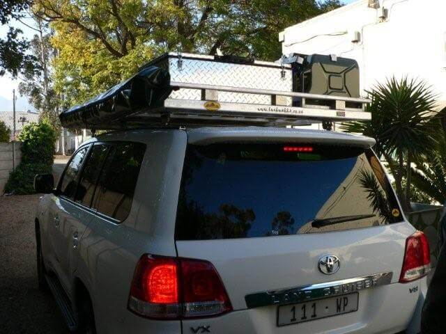 Bushwakka Roof Rack Awnings