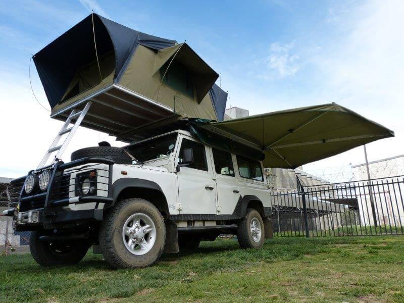 Bushwakka Rooftop Tents
