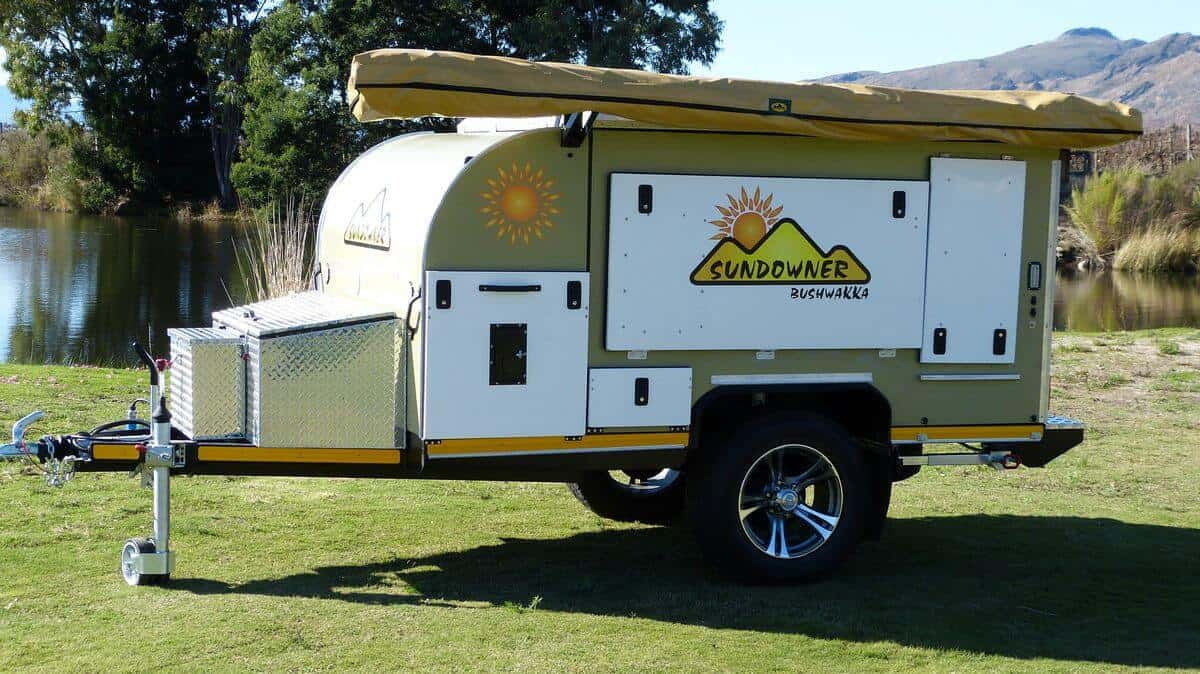 Model Kimberleygroup  OffRoad Camper Trailers And OffRoad Caravans