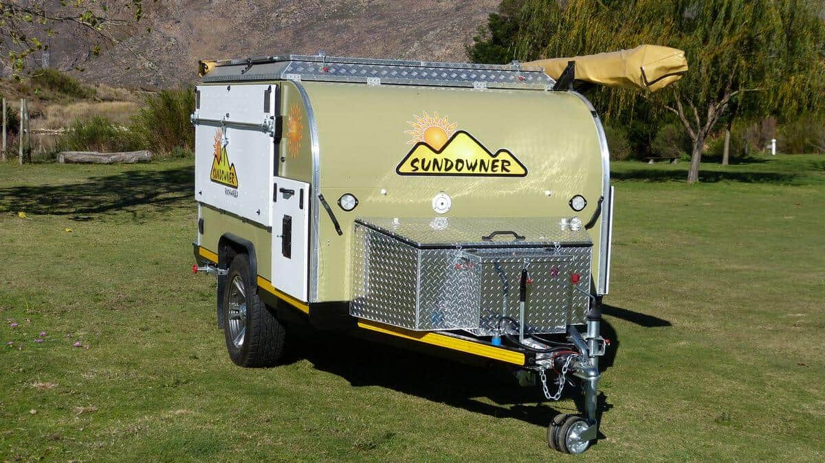 New Off Road Camper Plans  Off Road Camper Trailers Amp Caravans  Chassis