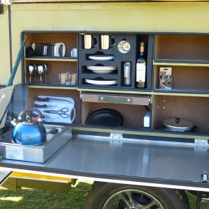 Sundowner 4x4 Off-Road Caravan Gallery Image 11