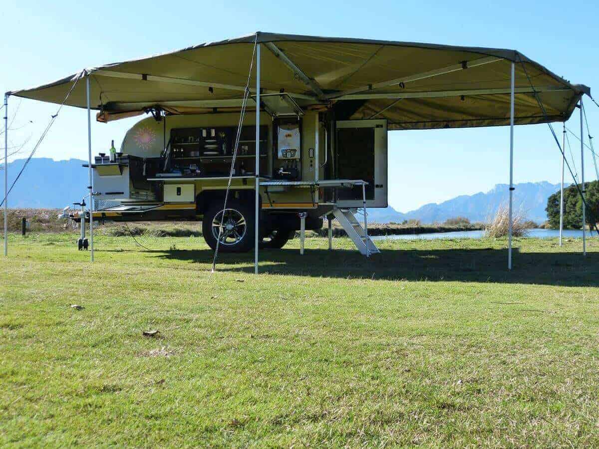 Sundowner 4x4 Off Road Caravan