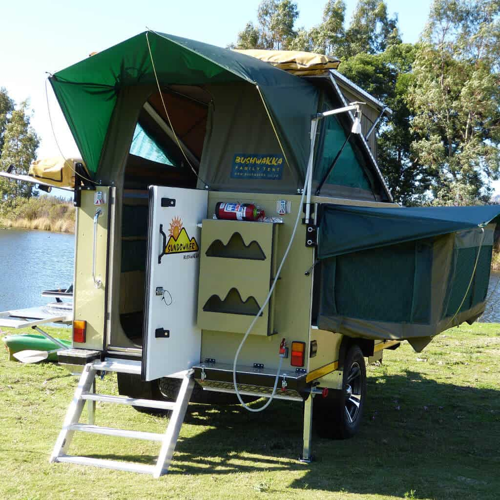 Sundowner 4x4 Off-Road Caravan Image 1