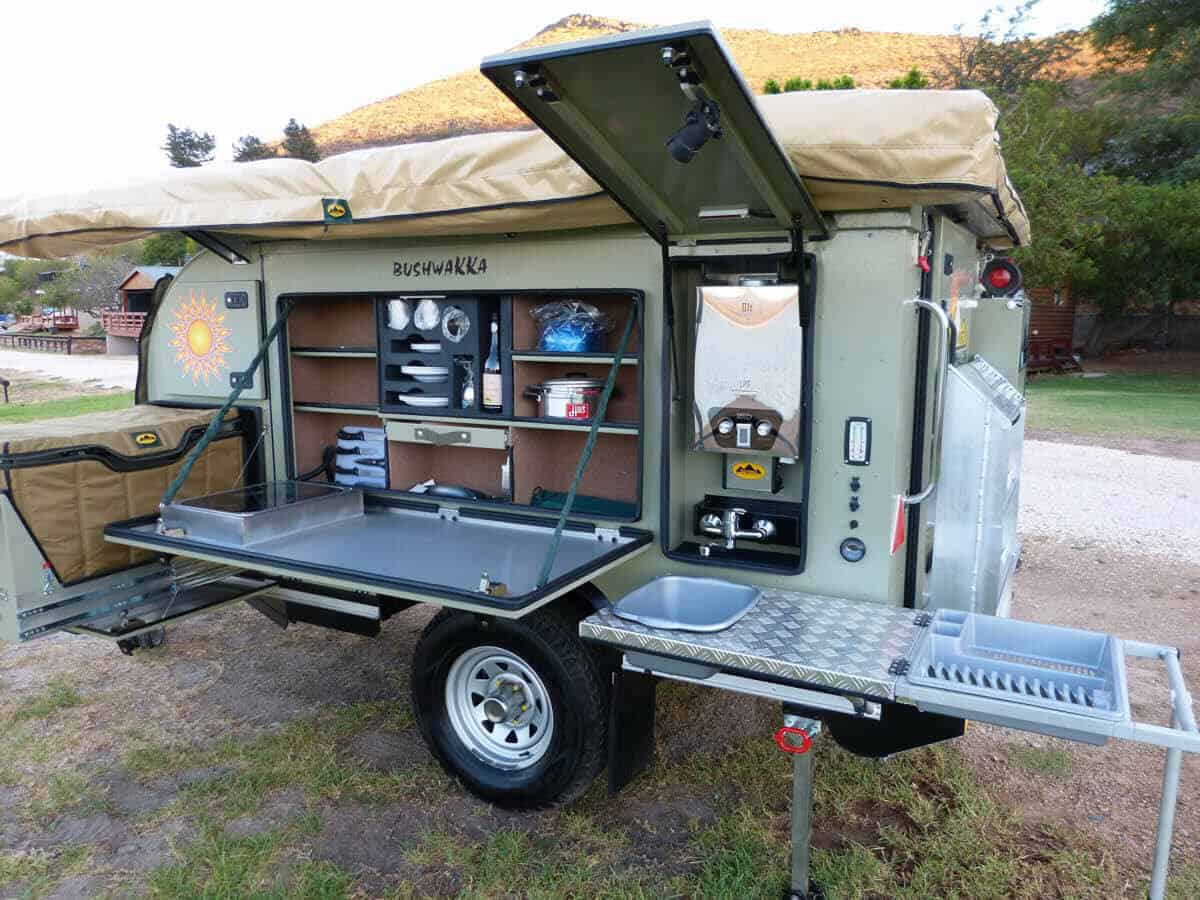 Sundowner 4x4 Off Road Caravan