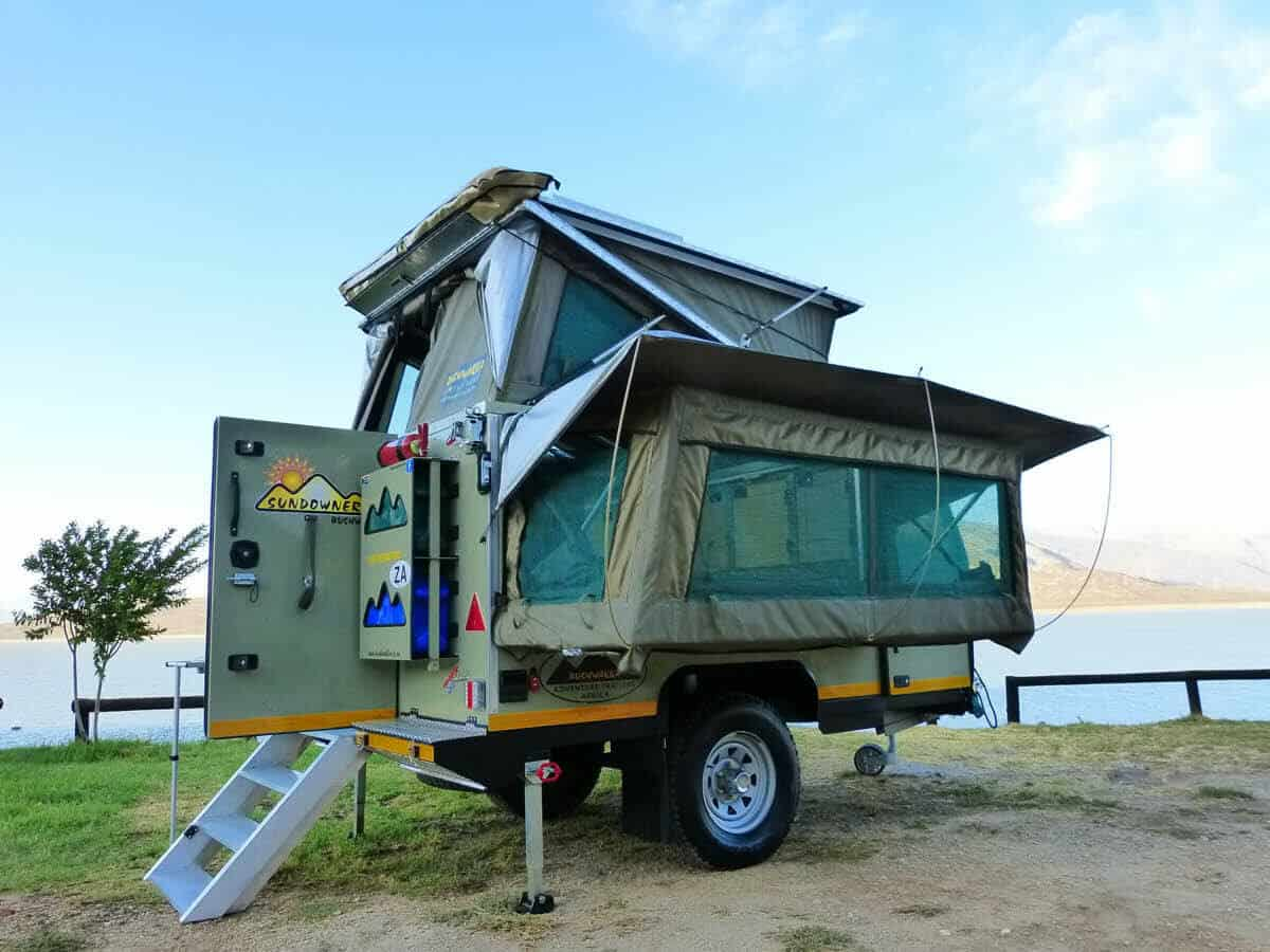 Excellent New JAWA TRAX12 Offroad Hybrid Caravan  Sleeps Up To 4 For Sale In