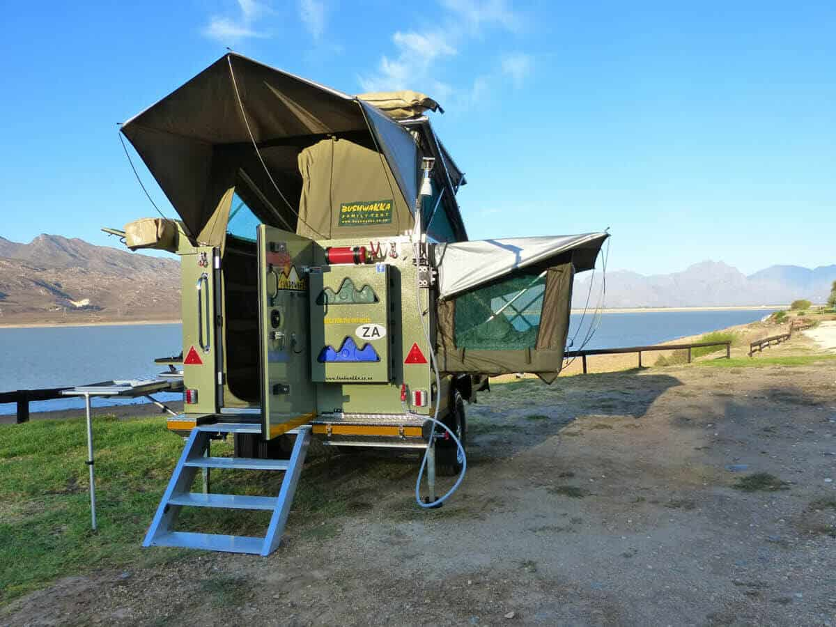 Sundowner 4x4 Off-Road Caravan