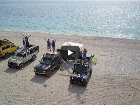 First Bushwakka Trailer to Europe