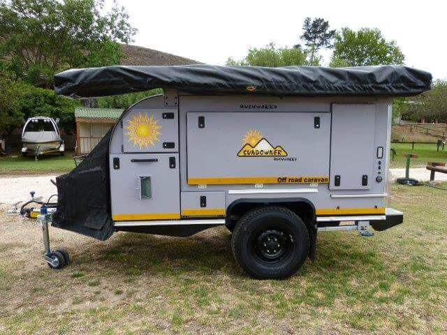 Bushwakk 4x4 Off-Road Trailers & Caravans | Start Your