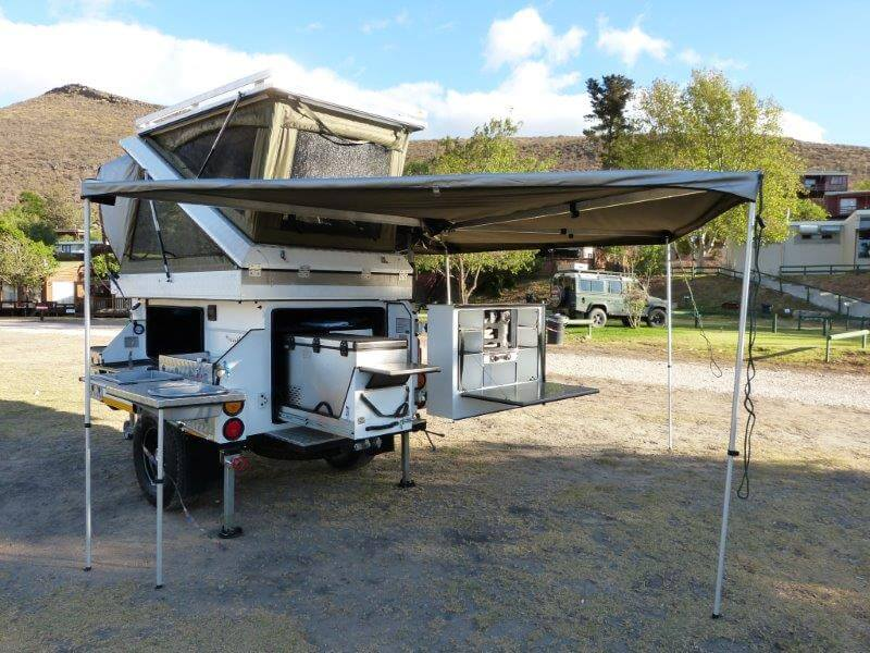 Bushwakka Safari Tourer | Off-road Trailer