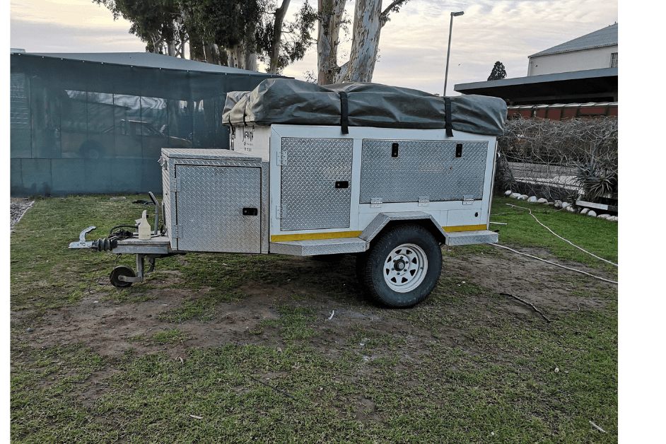 Off Road Trailers For Sale Used >> Used 4x4 Off Road Trailers For Sale Bushwakka Africa