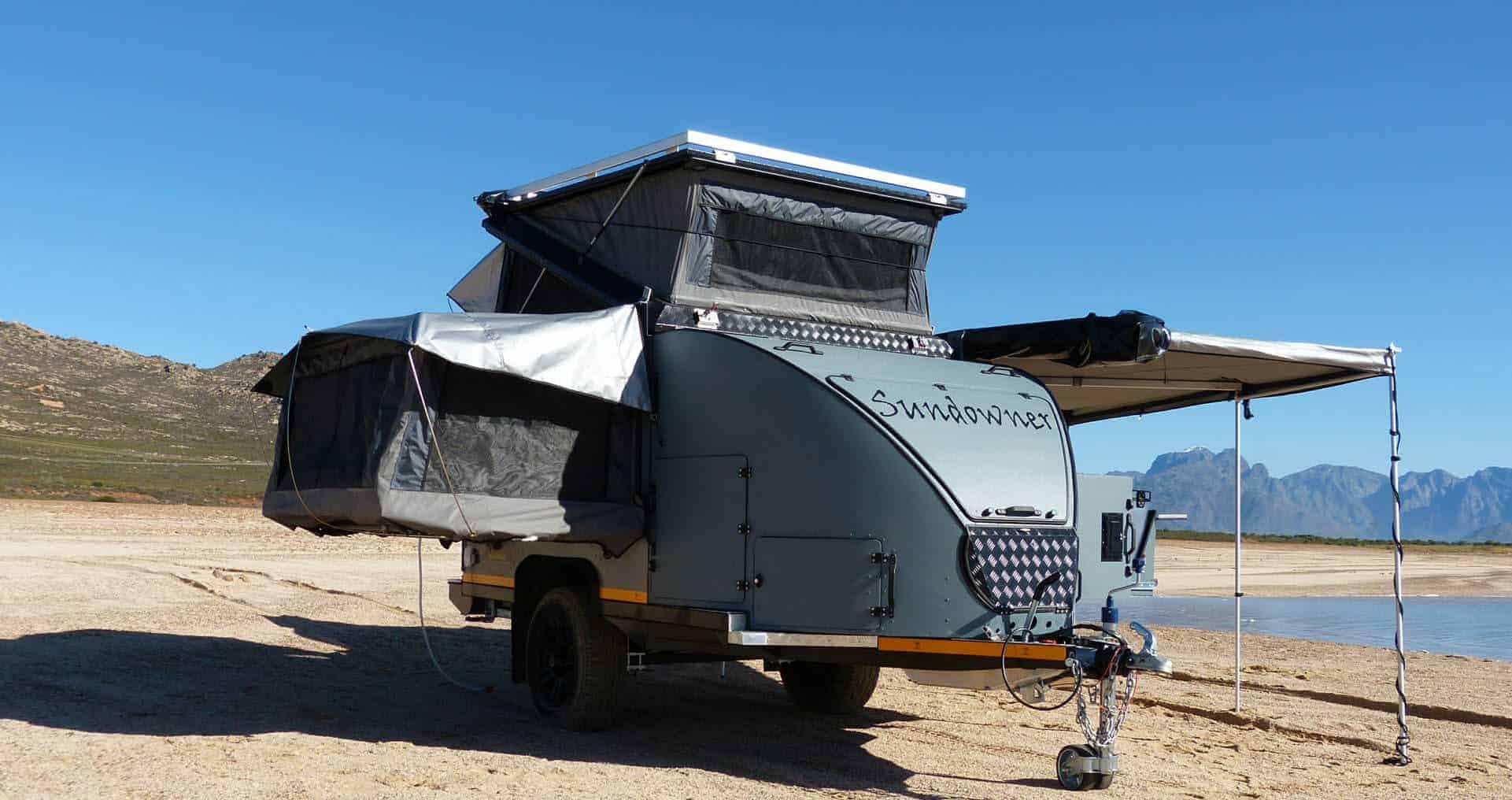 Bushwakka Sundowner EVO Off-Road Camper